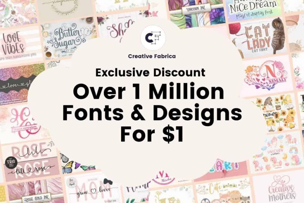 creative fabrica font