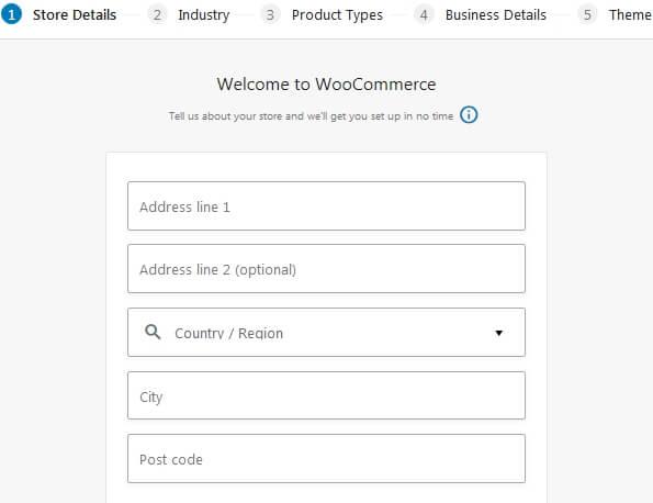 Woocommerce Details